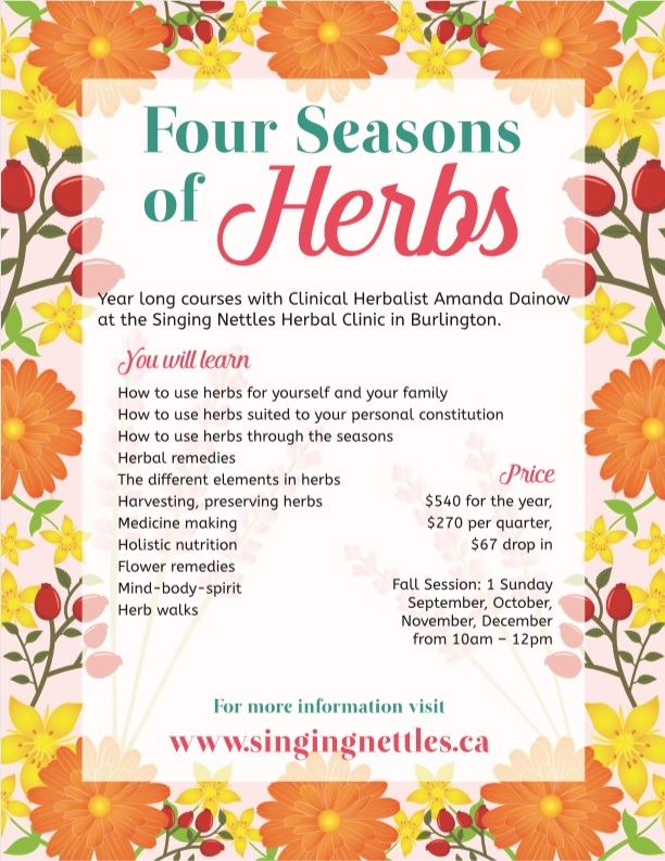 Four Seasons of Herbs