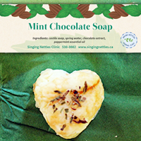 Mint Chocolate Soap