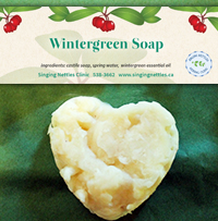 Wintergreen Soap