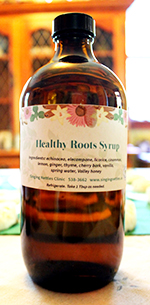 Healthy Roots Syrup